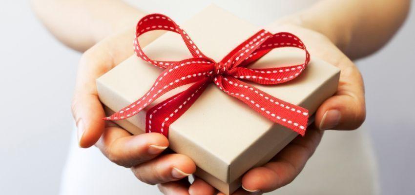 Оподаткування подарунку
