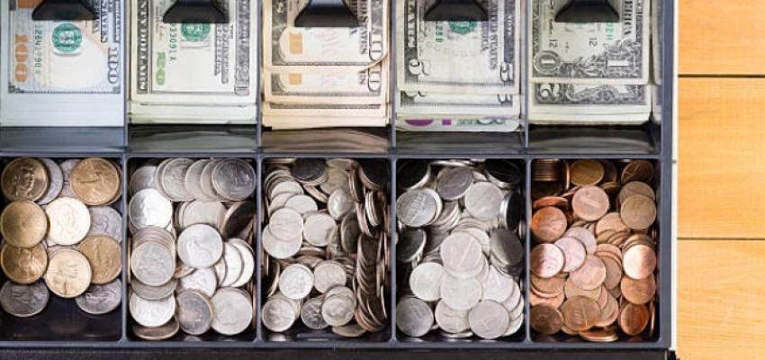 Порядок оприбуткування готівки в касі